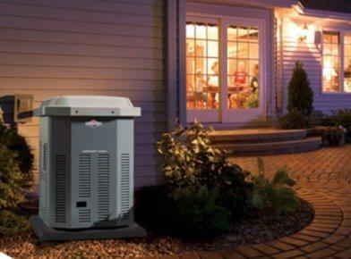 Backup Generator for House