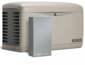 Kohler 200 Standby Generator 14 RESAL Air Cooled